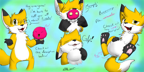 FUIBBLE VORE! ~ What are Fuibbles??? READ BELOW! by PingTheHungryFox