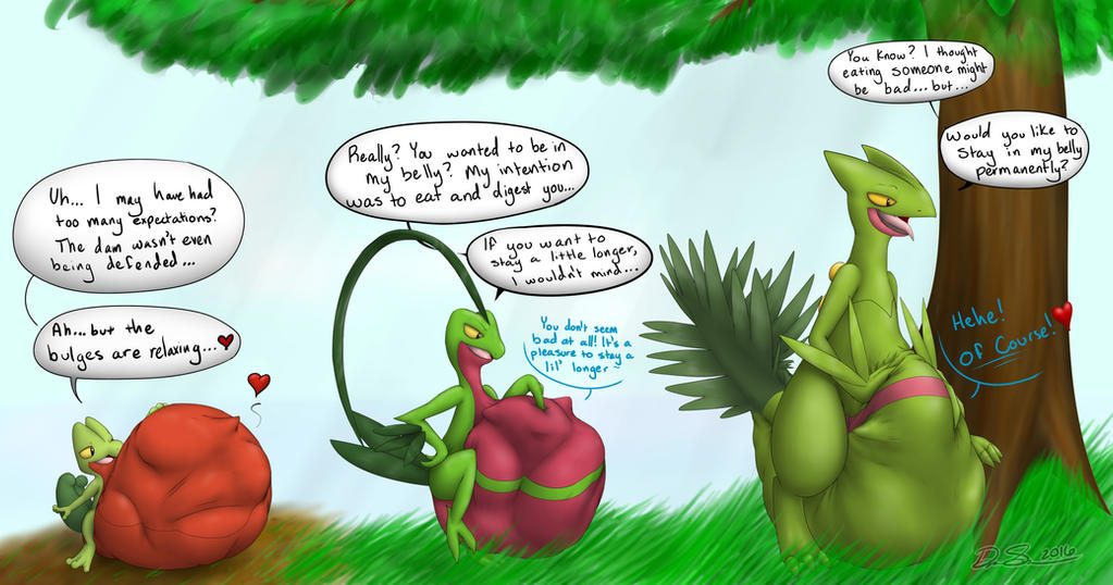 A Perma-Vore Adventure! By PingTheHungryFox On DeviantArt
