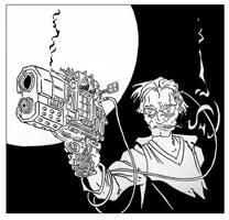 Meta-gun-cyber