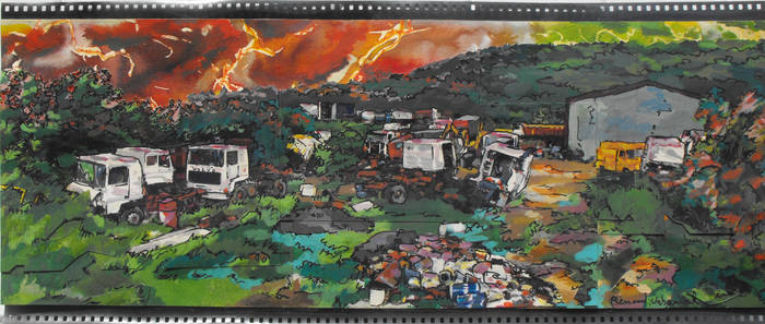 Apocalypse in Vesoul