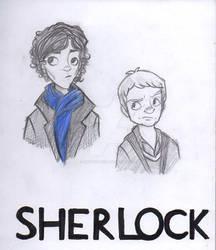 SHERLOCK by SimpaticasX2