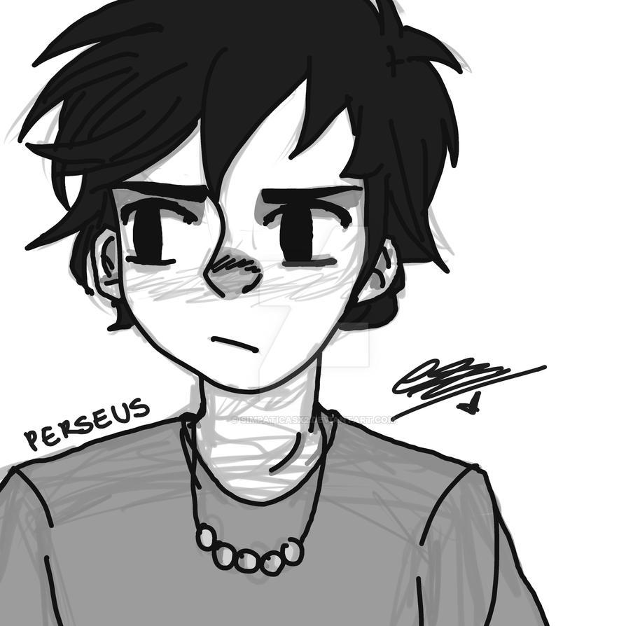 Perseus jackson by SimpaticasX2