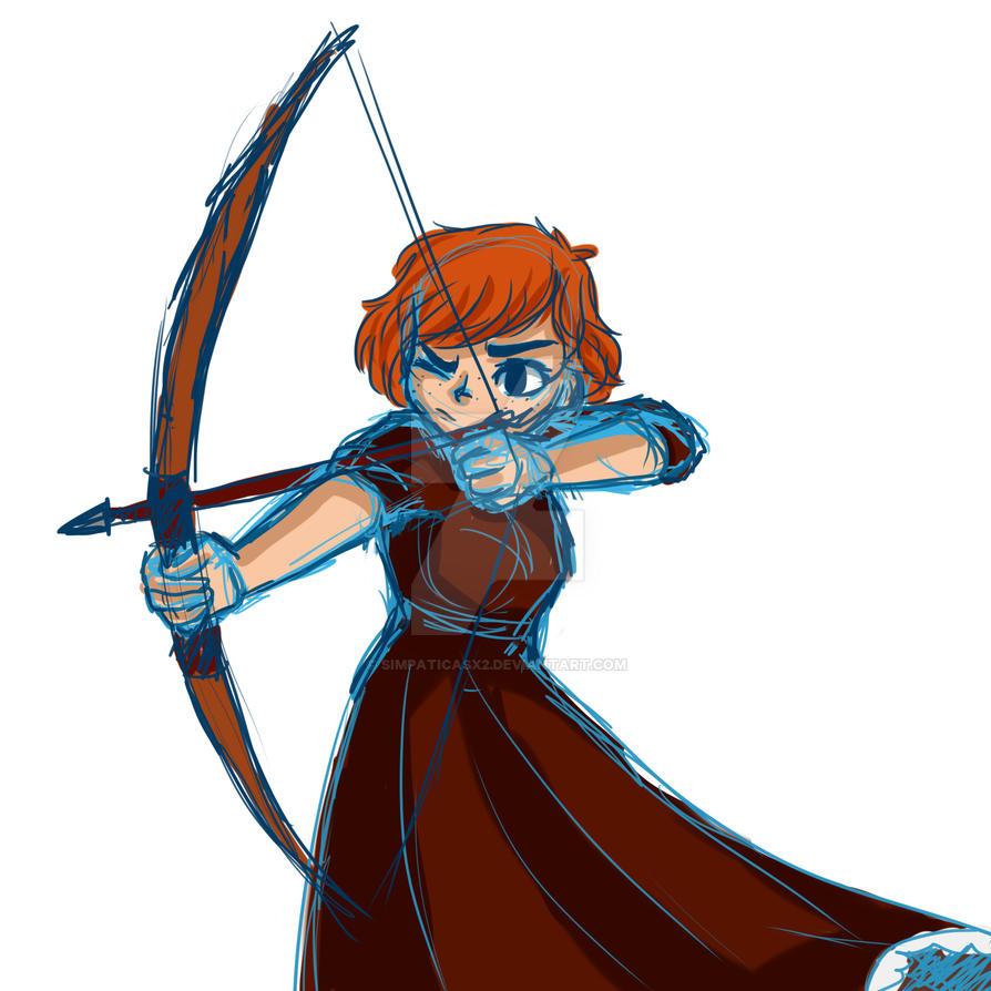 Archery by SimpaticasX2