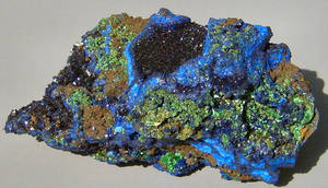 azurite and malachite by cl2007