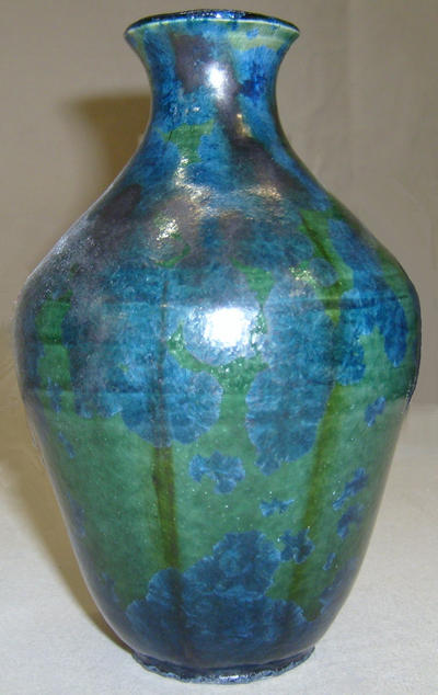 blue green bottle by cl2007