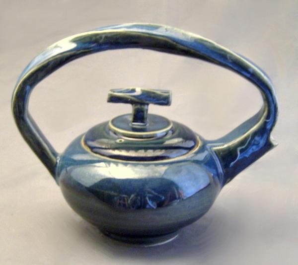 moebius tea pot by cl2007