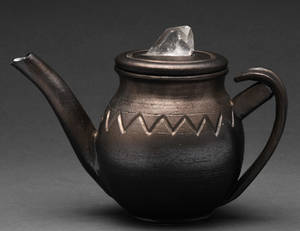 quartz teapot by cl2007