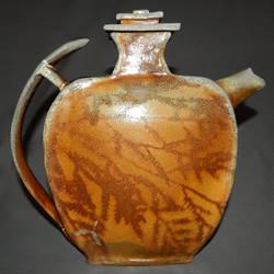 Kintsugi teapot