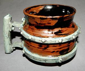 Medieval mug #8
