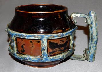 medieval mug #7