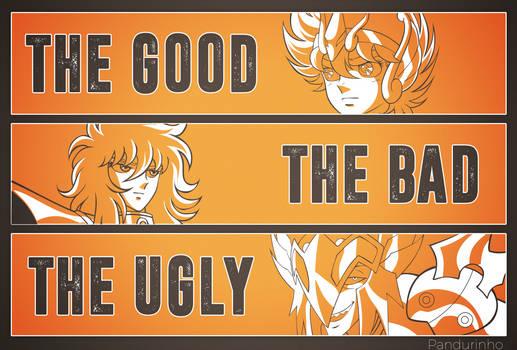 Saint Seiya - The Good, The Bad And The Ugly