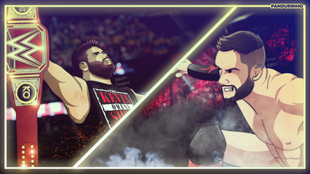 WWE - Kevin Owens vs Finn Balor