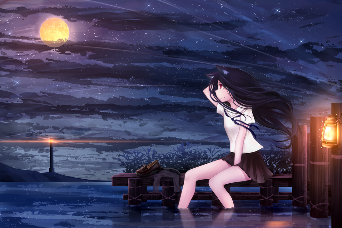 Night by Rebyo