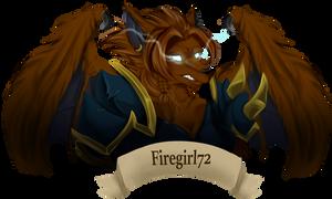aqw Firegirl72 wolf