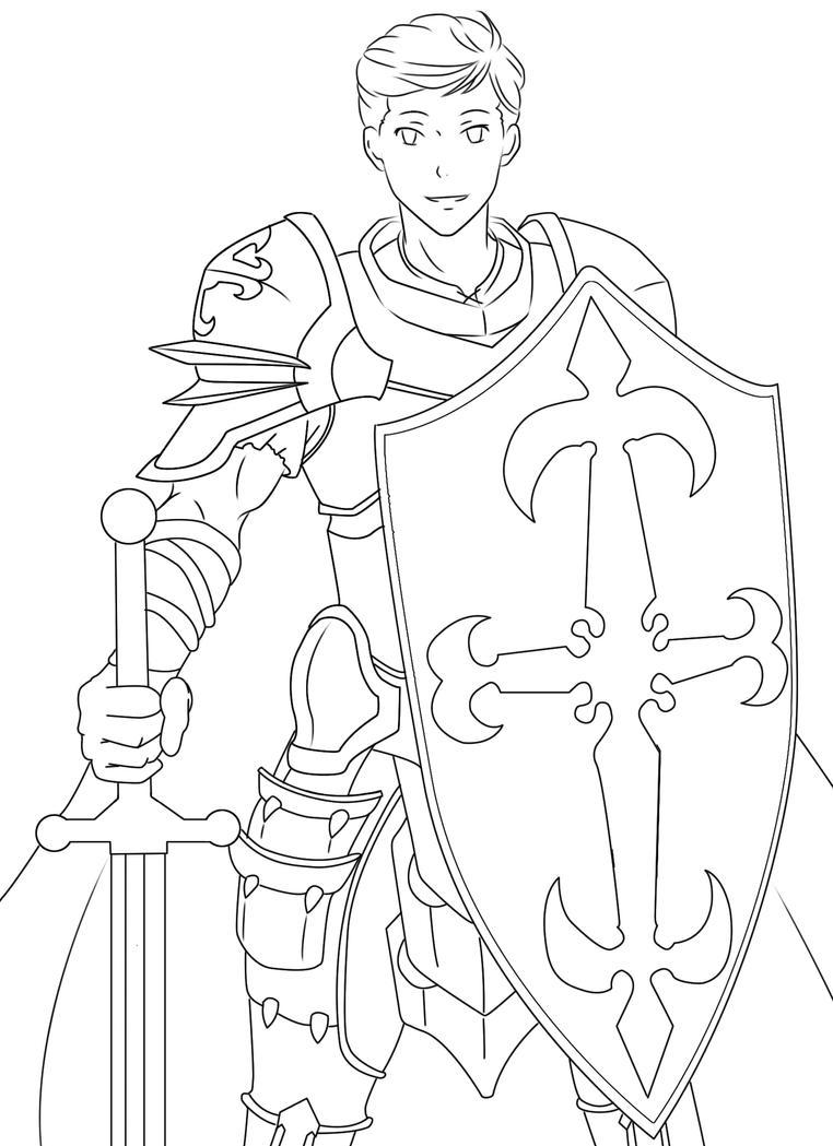 Crusader Knight By Aoikaze-kun On DeviantArt
