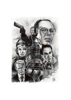 Robocop ink