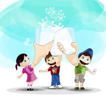 milk fest by cnkertn