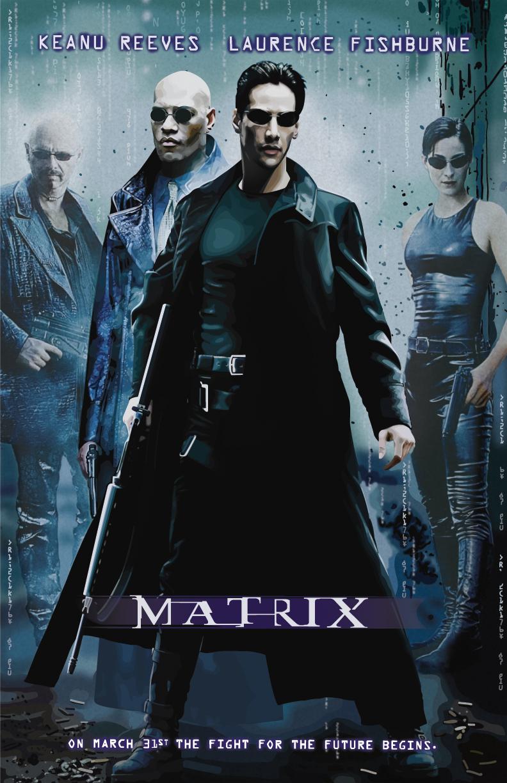Mi Crónica: Película: The Matrix