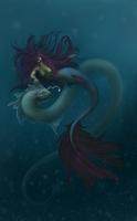 Mermaid by AshiRox