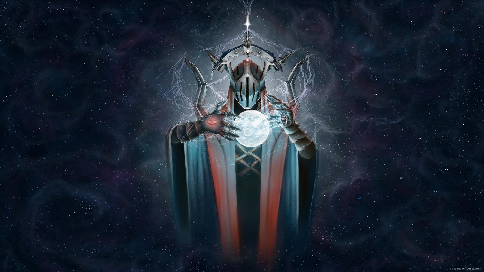 Dark Priest by AshiRox