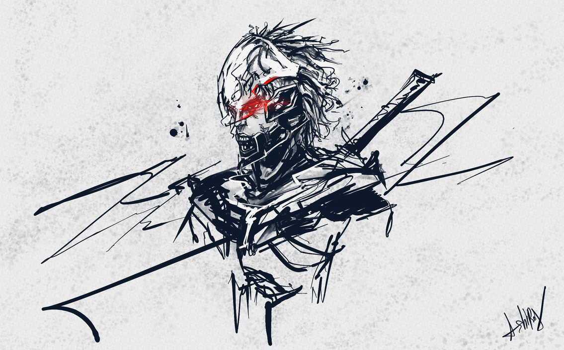 Raiden by AshiRox