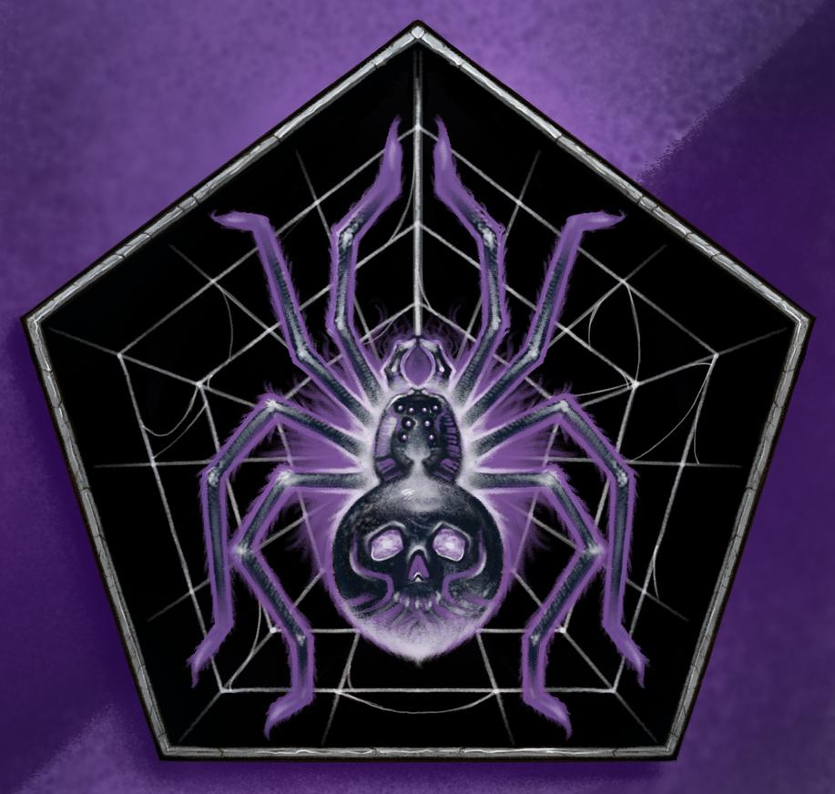 HoMM II Necromancer emblem by AshiRox