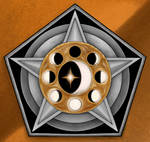 HoMM II Orange emblem