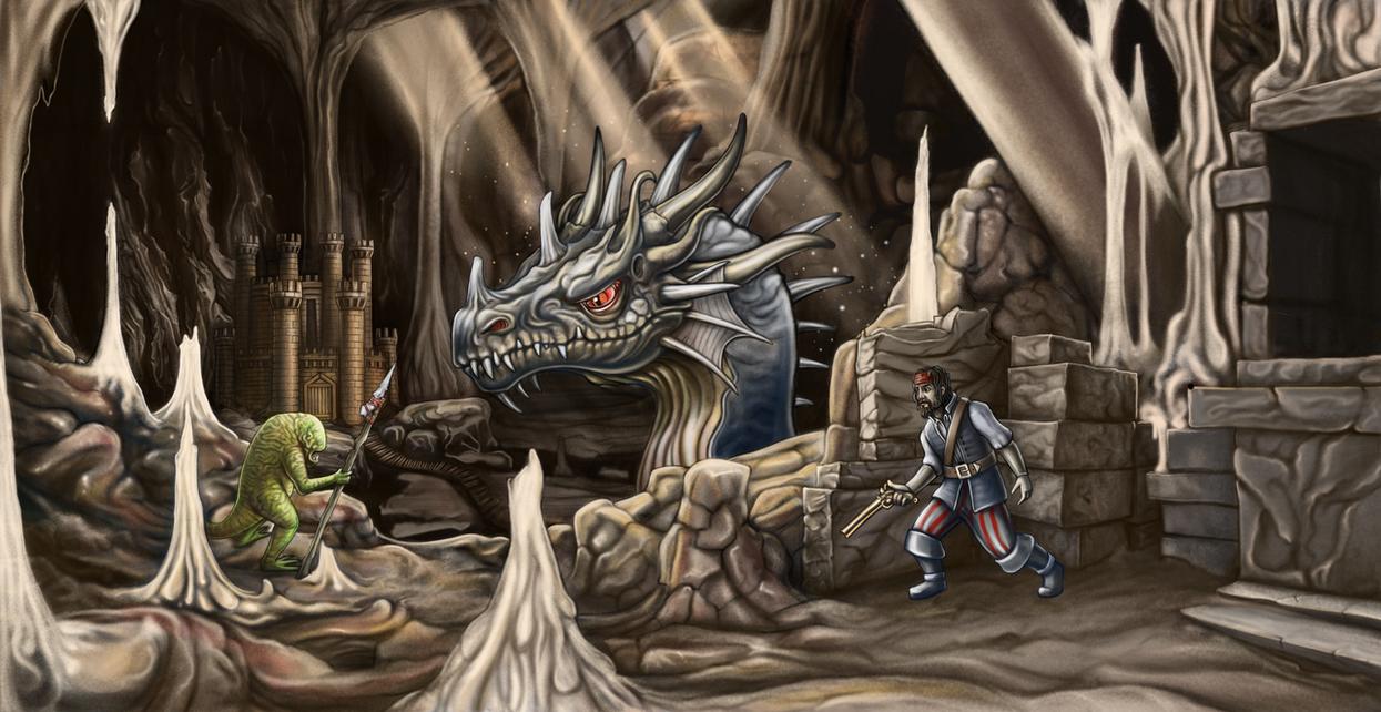 Heroes III fanart by AshiRox
