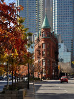 Autumn in the City by CanadianRy
