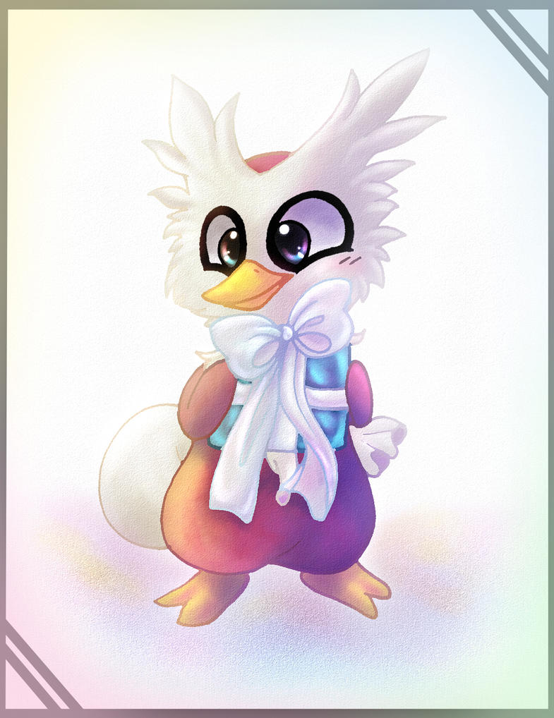 delibird i m your present by jacky bunny on deviantart
