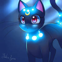 Luna the Light in the Night by Jacky-Bunny