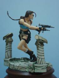 Lara Croft 00 by Ghost04300