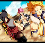 Fairy tail 405 - They are back