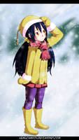 Fairy Tail - Wendy winter