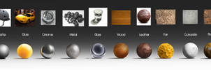 Material Rendering Assignment
