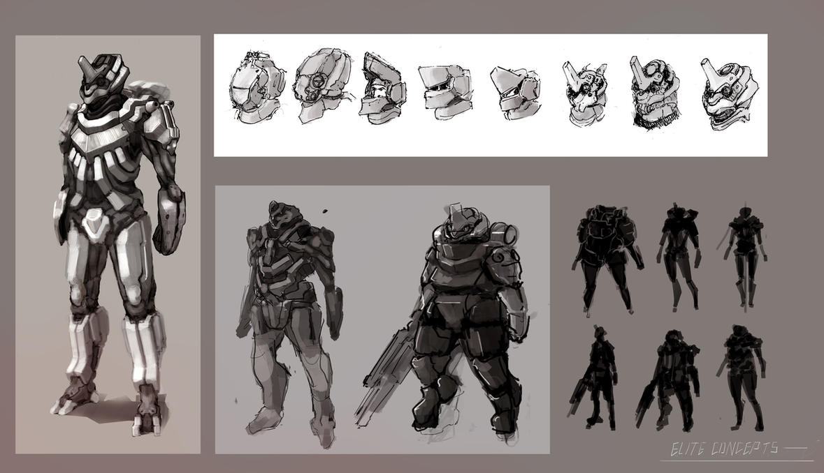 More Armor Concepts by ModalMechanica