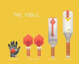 The Tools by ModalMechanica