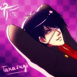 Takasugi Shinsuke 3Z