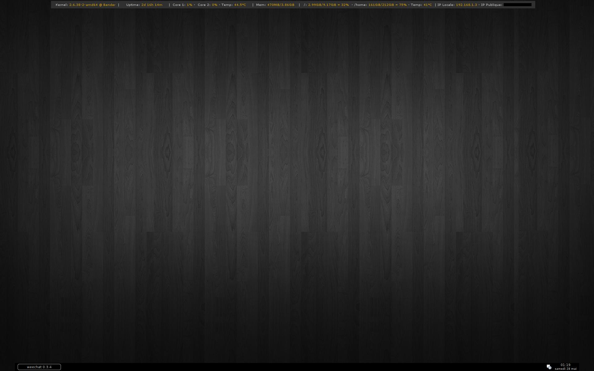 minimalist desktop wallpaper wood - photo #4