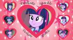 EQG Twilight Sparkle Wallpaper by Sonork91