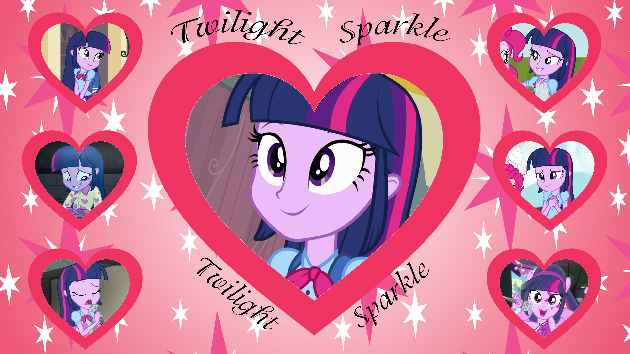 Eqg Twilight Sparkle Wallpaper By Sonork91 On Deviantart