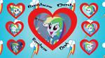 EQG Rainbow Dash Wallpaper by Sonork91