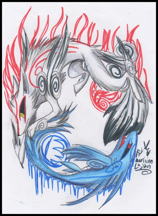 yin yang by BunnyGirl-666