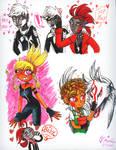 Some NSR doodles