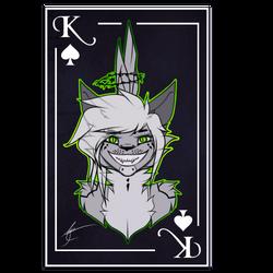 A Powerful Card by Argiee