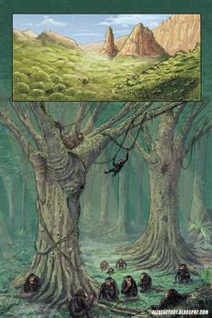 Nature's Prayer Page 1