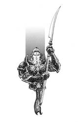 Hotaru Commission by AlexFactory