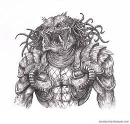 Predator Pencils by AlexFactory