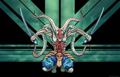 Yoshimitsu Tekken 7 by AlexFactory