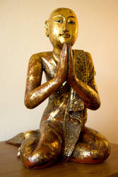 Disciple of the Buddha II - 1 by steppeland